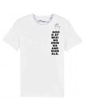 GOOD At on SS Tee | Skin Deep
