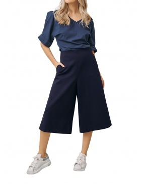 Innovation Focus culottes pants
