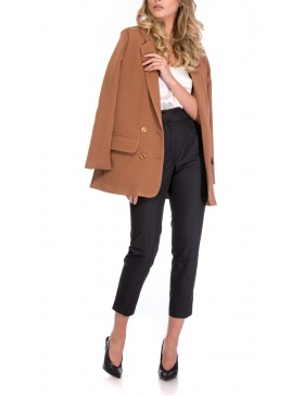 CAMEL JACKET | Cloche