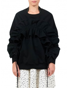 Minor Black Sweatshirt