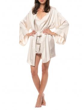 Satin Kimono