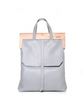 Light grey handbag