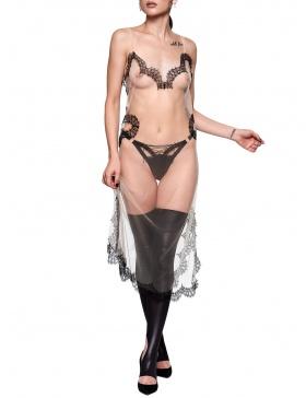 Lilitus Invisible Midi Slip Dress