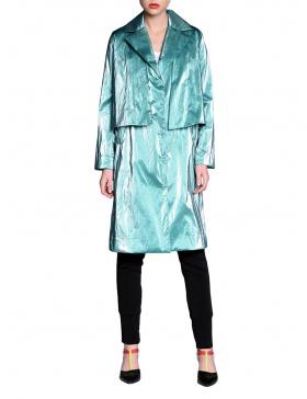 Modular trench coat | Silvia Serban