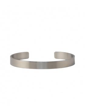 Mood Bracelets Basics - silver matte