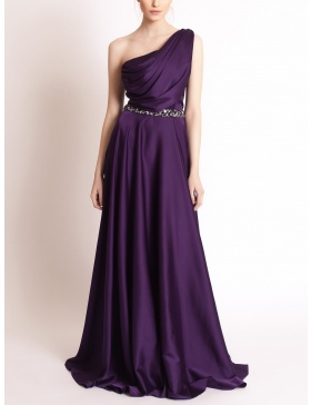 Onda Purple Dress