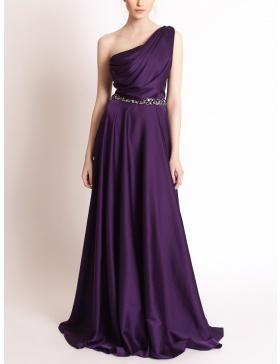 Onda Purple Dress