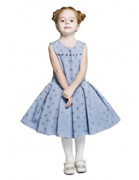 Blue Dress Paula