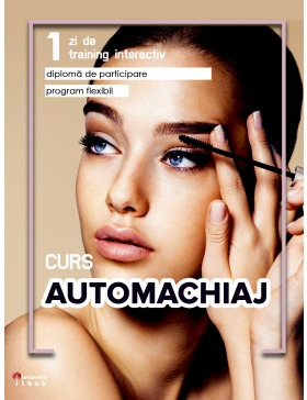 Curs Automachiaj (Self Make-up)