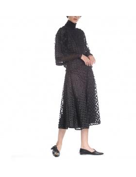 Cloche skirt with pockets | Silvia Serban | Molecule F