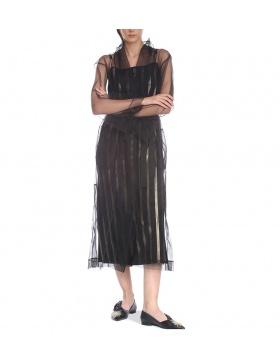 Tulle robe | Silvia Serban | Molecule F