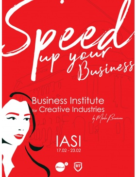 Speed Up Your Business - Iasi Edition
