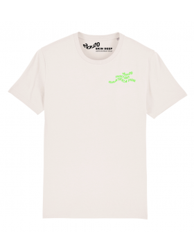Instant Gratification embroidered T-shirt