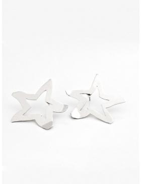 Starz Brush Earrings by Skindeep x Moogu