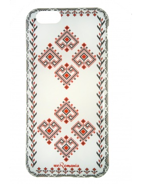 Silicone phone case Bucovina Iphone 6/6S