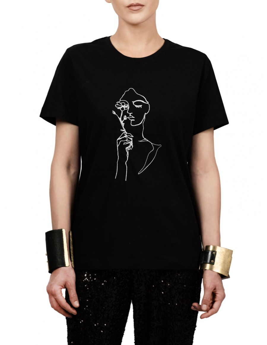 PORTRAIT T-shirt | MUSAT