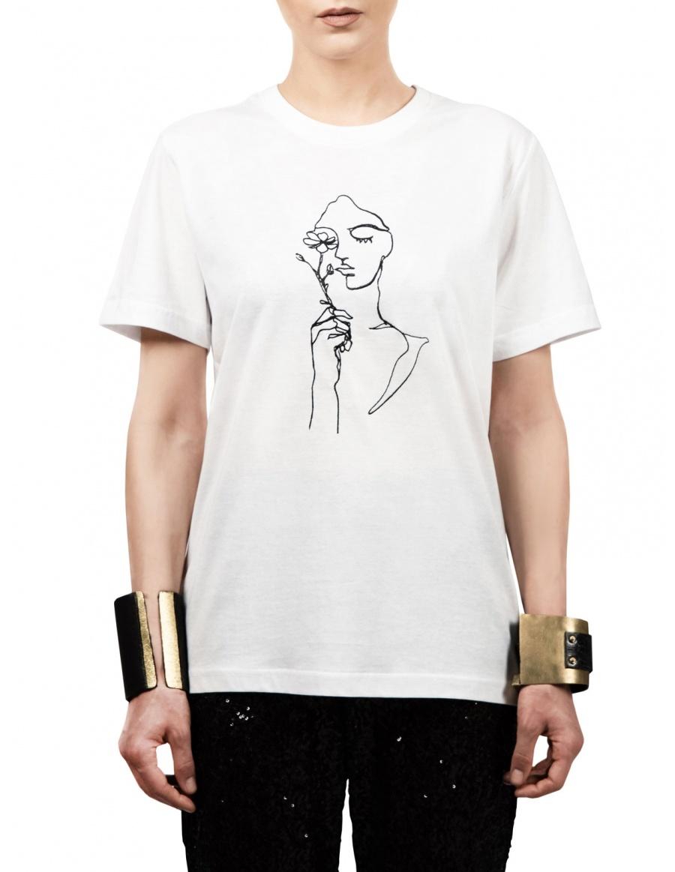 PORTRAIT T-shirt | MUSAT