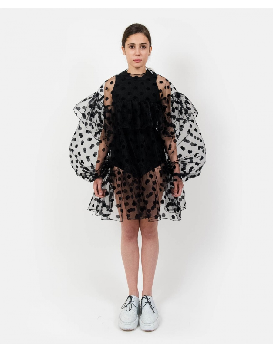 Blondie Dress | Ioana Ciolacu | Molecule F