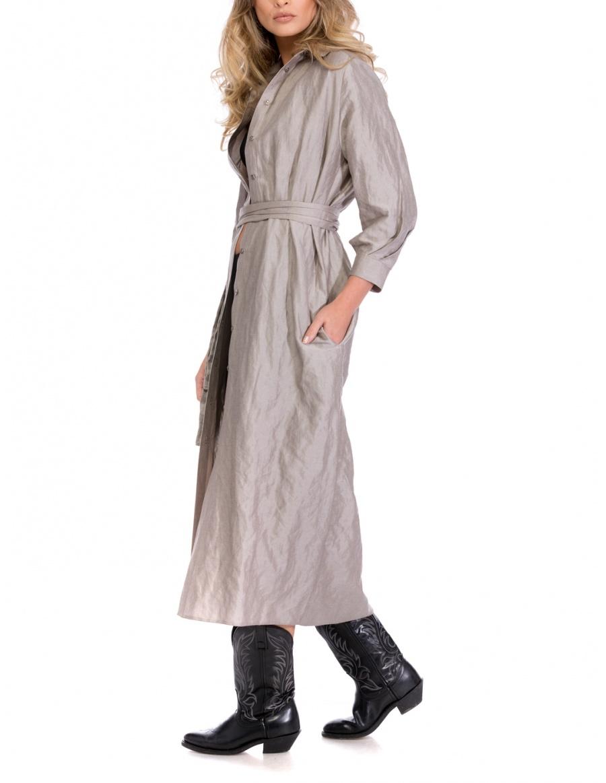 BACK TO BASICS SHIRT-DRESS | Cloche