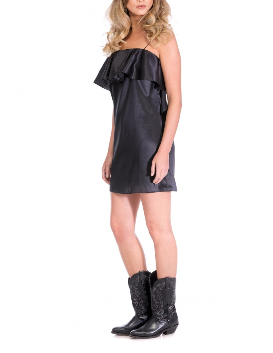 MINI FRILL DRESS | Cloche