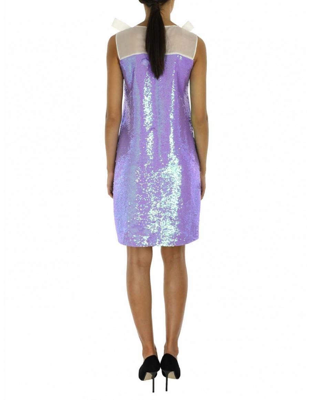 Ariana Dress | Framboise | Molecule F