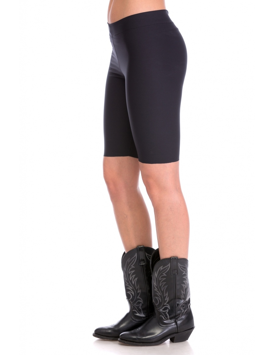 BLACK SHAPING SHORTS | Cloche