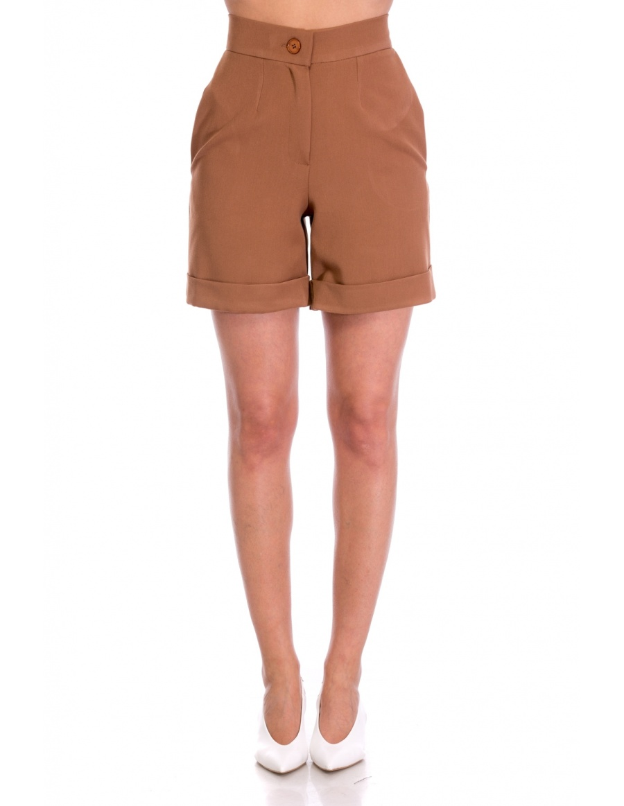 CAMEL SHORTS | Cloche