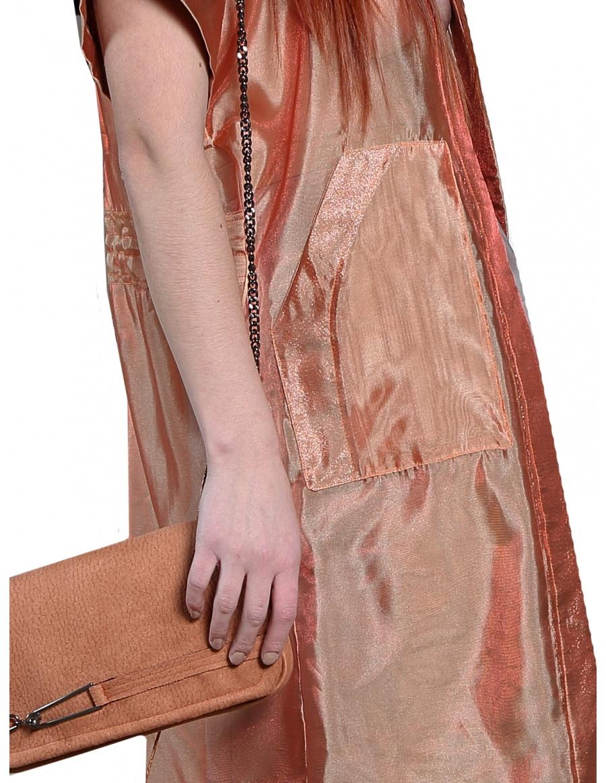 Transparent kimono | Sandra Chira