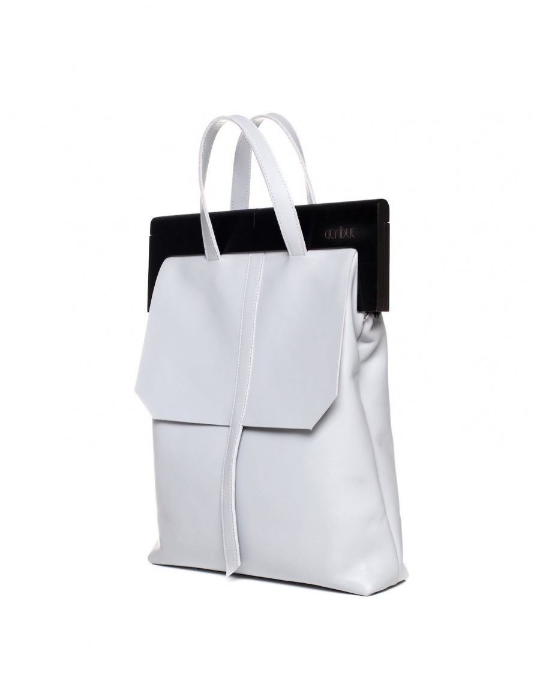 72b0522d798c Light grey and black handbag