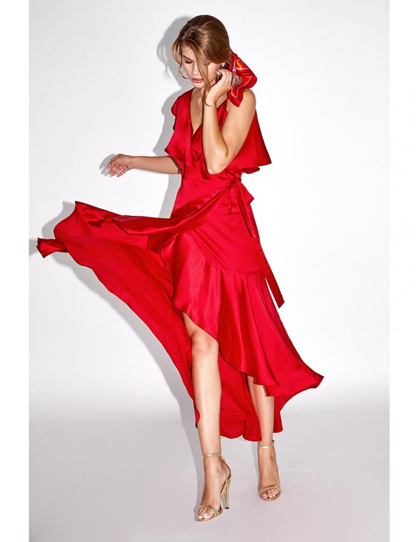 Salsa Dress | Alina Cernatescu