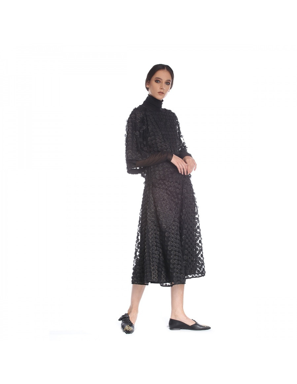 Oversized 3D blouse | Silvia Serban | Molecule F