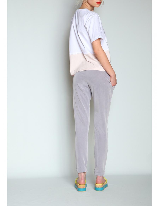 Slim leg pants | Silvia Serban