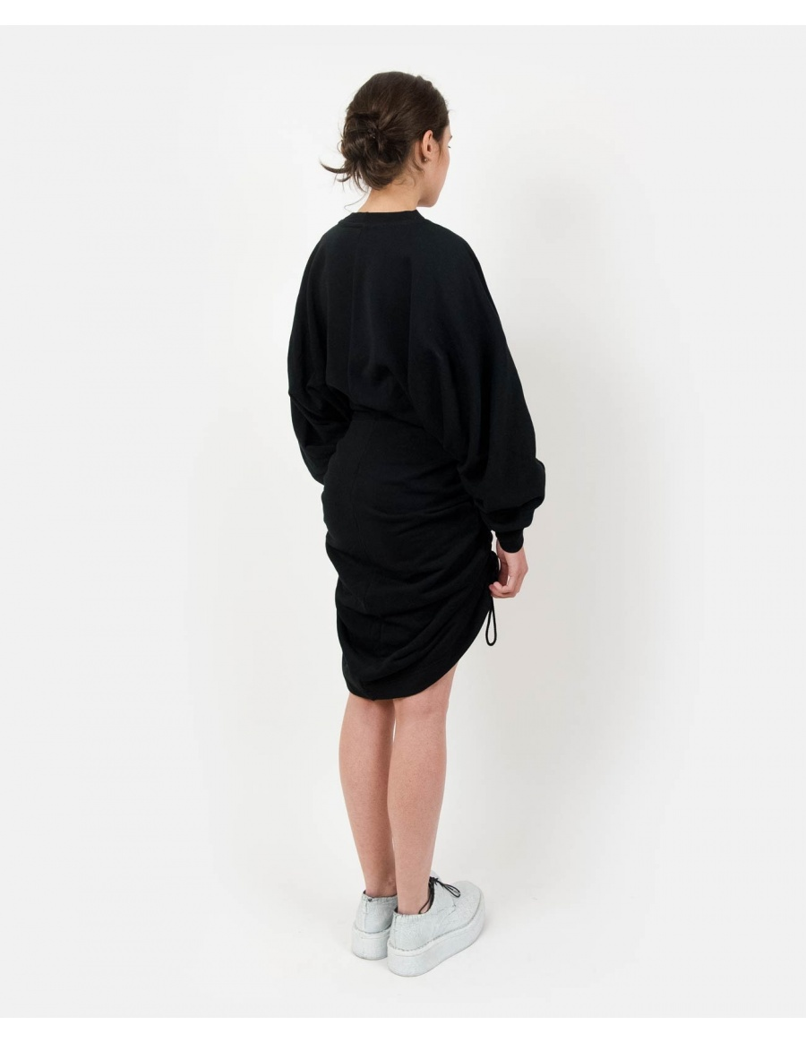 Subs Black Dress | Ioana Ciolacu | Molecule F