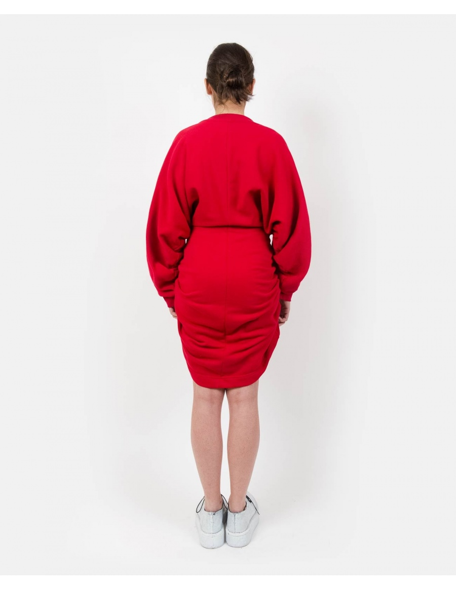 Subs Red Dress | Ioana Ciolacu | Molecule F