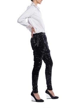 Pantaloni Shiny