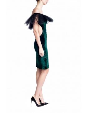 Fabulous Velvet Dress
