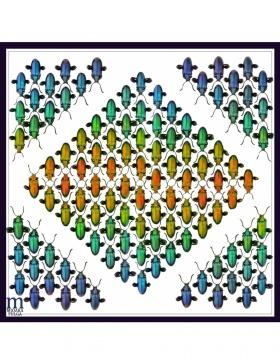 Esarfa Insectarium #11