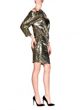 Rochie Gold Easy Versatile