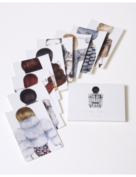 Set carti postale Fur&Hair #9