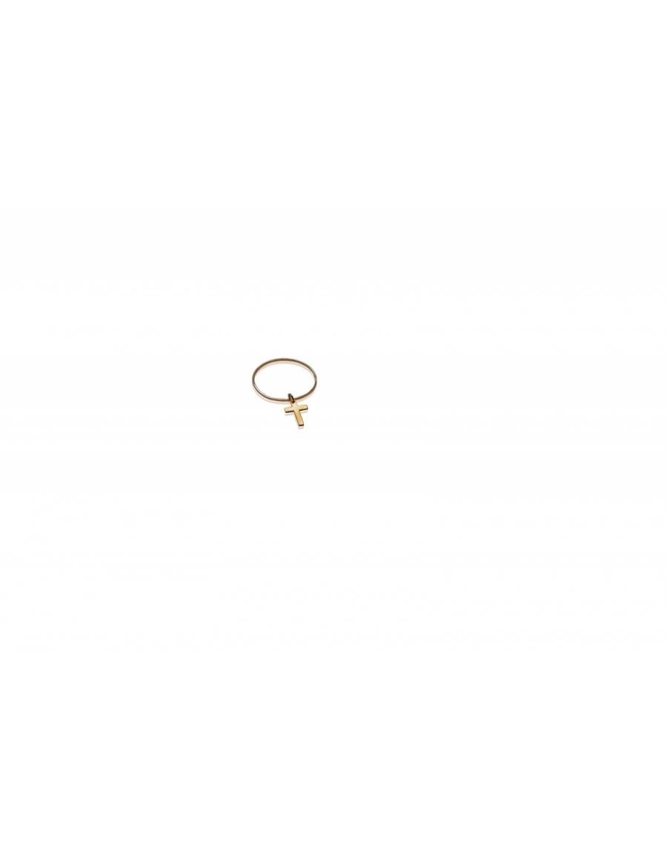 Inel din aur I-sus