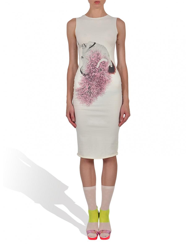 Rochie Cherry Blossom Girl in nuanta frisca
