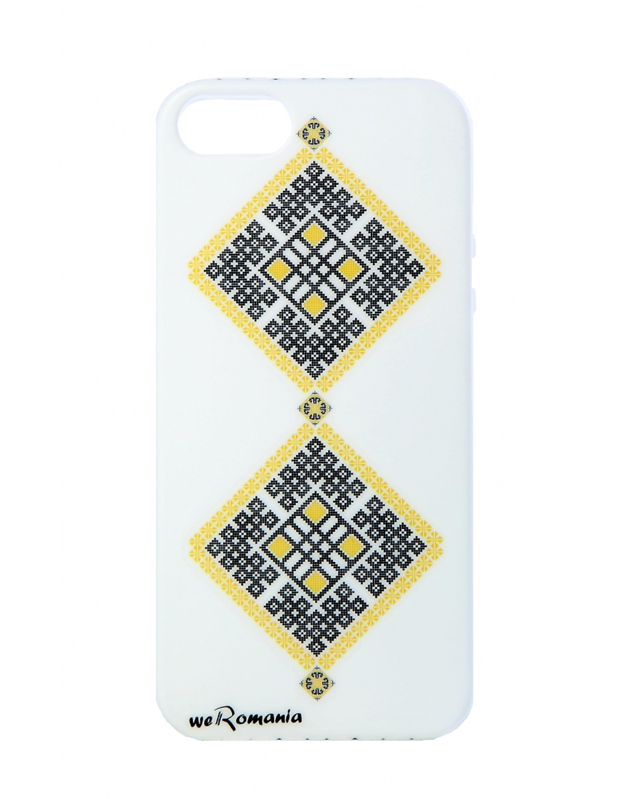 Husa Ardeal din silicon Iphone 5/5S