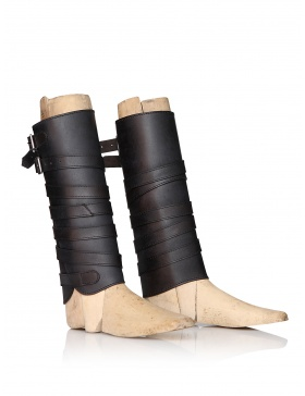 Leather Fronts Boots