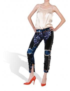 Pantaloni night glam
