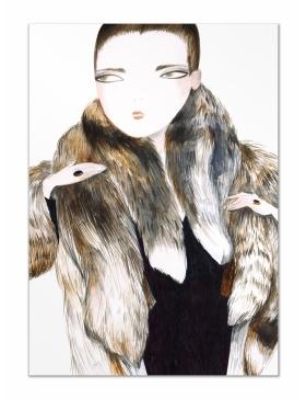 Set carti postale Fur&Hair  #4
