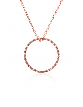 Colier Circle Bling