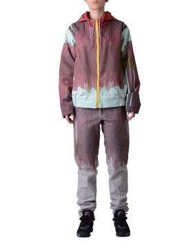 Pantaloni sport cu print digital