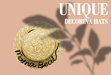 DeCorina Hats
