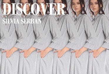 Silvia Serba Romanian Designer